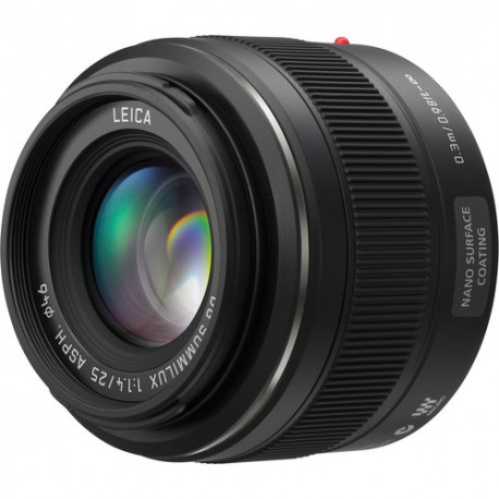 Panasonic Leica DG Summilux 25mm f/1.4 ASPH.