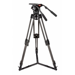 CAMGEAR V25P EFP karbonski Ground Spreader Tripod Kit