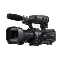 JVC GY-HM850E ProHD ENG Camcorder + Fujinon 20x Lens