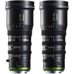 Fujinon MK 18-55mm + MK 50-135mm (dvojni kit)