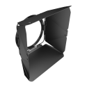 "Rayzr 7 8-Leaf Barndoor za 7"" LED Fresnel luč"