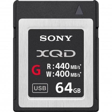 Sony XQD G SERIES - 64GB kartica