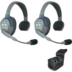 Eartec UltraLITE UL2S komplet dveh interkom slušalk