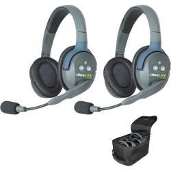 Eartec UltraLITE UL2D komplet dveh interkom slušalk