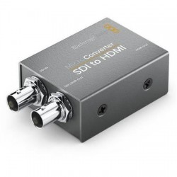 Blackmagic CONVCMIC/SH/WPSU Micro Converter - SDI to HDMI + Power Supply