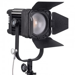 Ledgo LG-D600C Fresnel Bi-color LED light