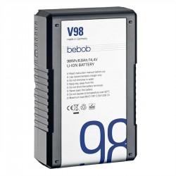 bebob V98 V-Mount Li-Ion baterija 14.4V / 98Wh