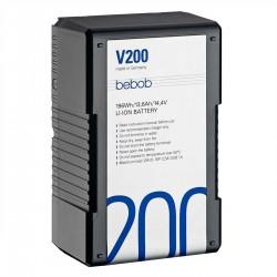 bebob V200 V-Mount Li-Ion baterija 14.4V / 196Wh