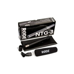 RODE NTG-3 SHOTGUN kondenzatorski mikrofon