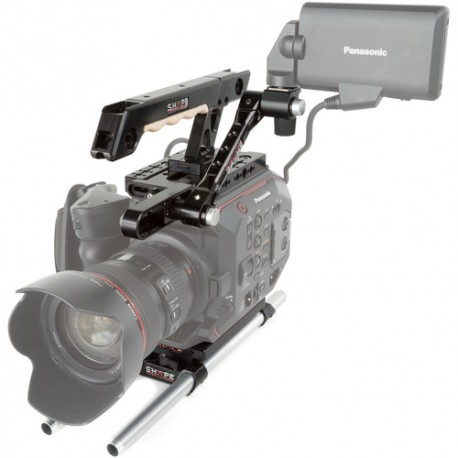 SHAPE PANASONIC AU-EVA1 15MM LW HANDLE EVF MOUNT