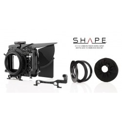 SHAPE 4 X 5.6 CARBON FIBER SWING-AWAY MATTE BOX