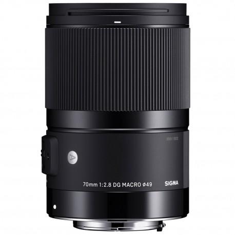 Sigma 70mm F2.8 DG MACRO ART