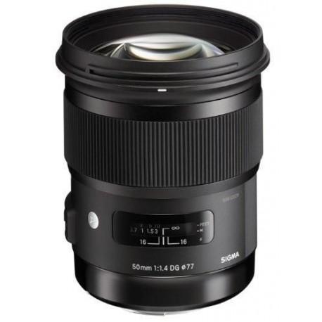 Sigma 50mm F1.4 ART za Sony E