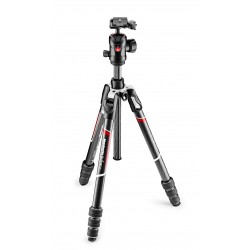 Manfrotto Befree GT Carbon fibre stojalo in glava