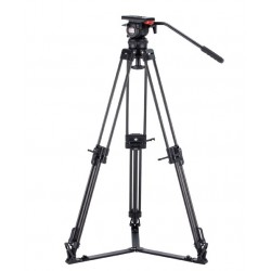 CAMGEAR V10P CF GS karbonski Ground Spreader Tripod Kit