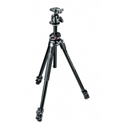 Manfrotto komplet: MK290DUA3-BH 290 DUAL Kit