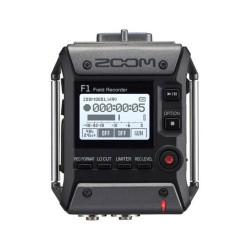 ZOOM F1 Field Recorder + Shotgun Microphone