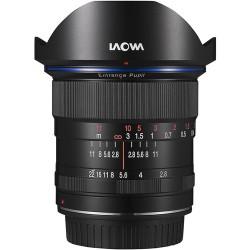 LAOWA 12mm f/2.8 Zero-D za Canon