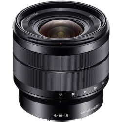 Sony E 10-18 mm F4 OSS (SEL1018)