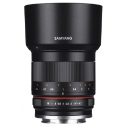 Samyang 50mm f/1.2 AS UMC CS