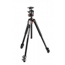 Manfrotto komplet: MT190XPRO3 stojalo + MHXPRO-BHQ2 glava