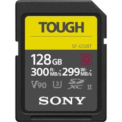 Sony 128GB SF-G TOUGH serija UHS-II SDXC kartica