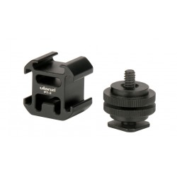 Ulanzi Triple Camera Hot Shoe Mount Adapter