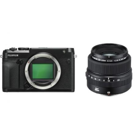 Fujifilm GFX 50R + Fujinon GF 63mm f/2.8