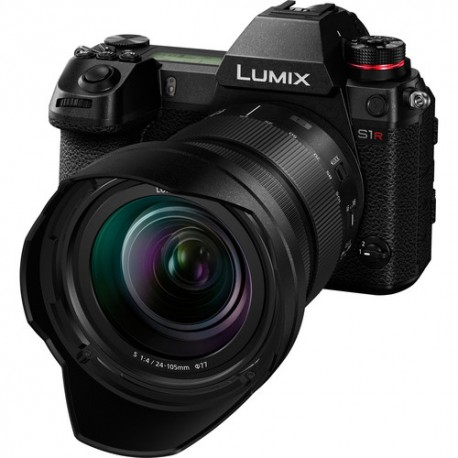 Panasonic LUMIX S DC-S1R Body