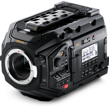 Blackmagic URSA Mini PRO 4.6K EF G2