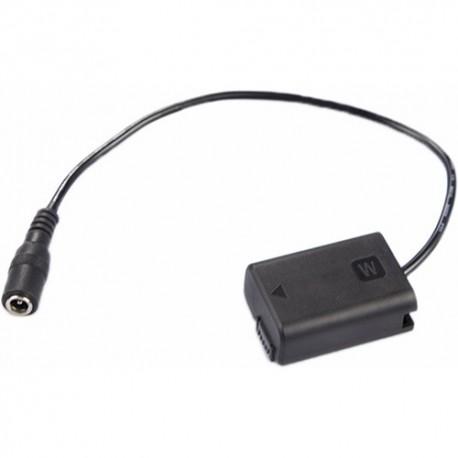 LanParte FW-50P Battery Dummy Pack za Sony