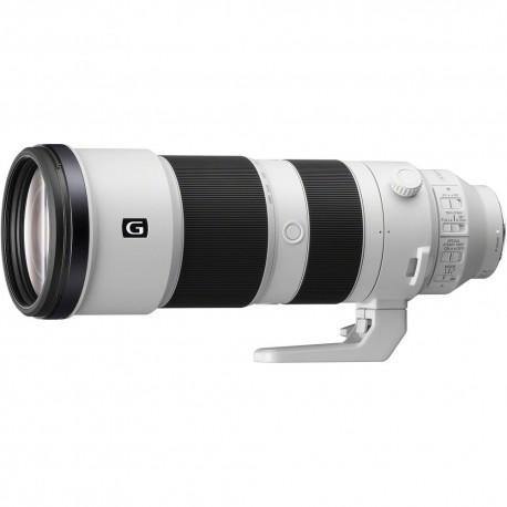 Sony FE 200–600 mm F5,6–6,3 G OSS