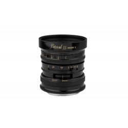LOMOGRAPHY Petzval 55 mm f/1.7 MKII Black Brass