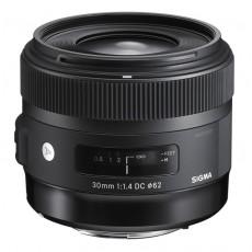 Sigma 30 F1.4 A