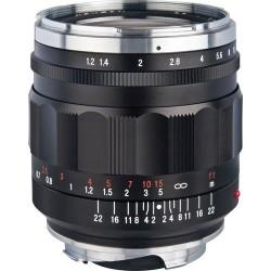 Voigtlander Nokton 17,5 mm/F0,95 aspherical, black