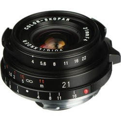 Voigtlander Color-Skopar 21 mm/F4,0 P-Type, black
