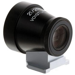 Voigtlander Finder 15 mm Metal black