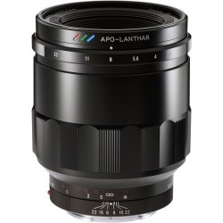 Voigtlander Macro APO-Lanthar 65 mm/F2,0, black
