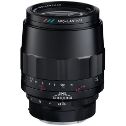 Voigtlander Macro APO-Lanthar 110 mm F2,5 black for Sony E Mount