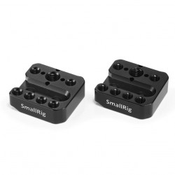SmallRig Mounting Plate for DJI Ronin S (pair)