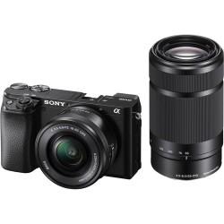 Sony A6100 +  E PZ 16–50 mm F3,5–5,6 OSS