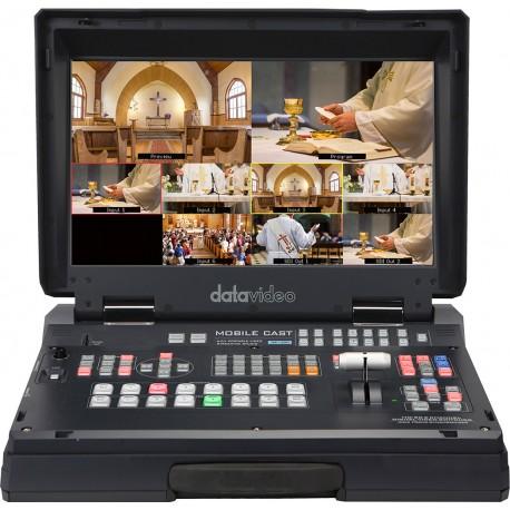Datavideo  HS-1300 6 Channel HD Portable Studio
