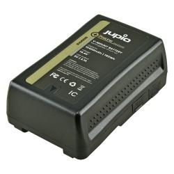 Jupio V-Mount baterija 10700 z LED prikazovalnikom 14.4v za V-Mount