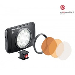 Manfrotto LUMIMUSE 8 LED luč s Bluetooth