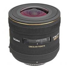 Sigma Fisheye 4.5mm F2.8