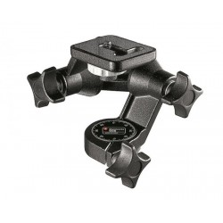Manfrotto 3D Junior Pan/Tilt glava za stojalo - 056