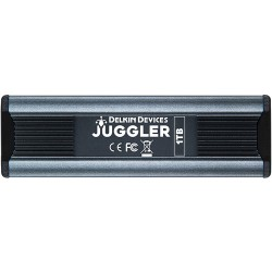 Delkin Devices 1TB Juggler USB 3.1 Gen 2 Type-C SSD