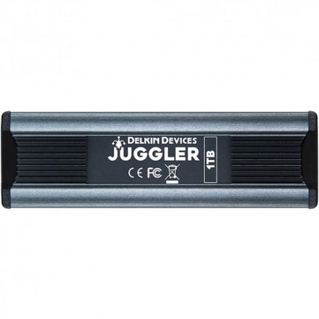 Delkin Devices 1TB Juggler USB 3.1 Gen 2 Type-C SSD