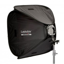 Lastolite Ezybox Hotshoe 38x38cm + Bracket