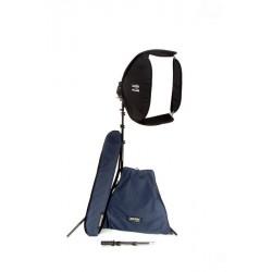 Lastolite Ezybox Hotshoe Kit 76x76cm + Stand/Tilt